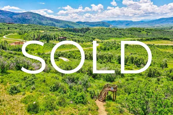sold homesite 10 - Construction Booms at Luxury Rural Ranch