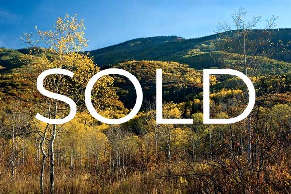 sold homesite 21 - Construction Booms at Luxury Rural Ranch