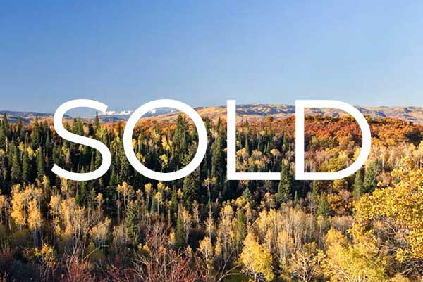 sold homesite 22 - Construction Booms at Luxury Rural Ranch