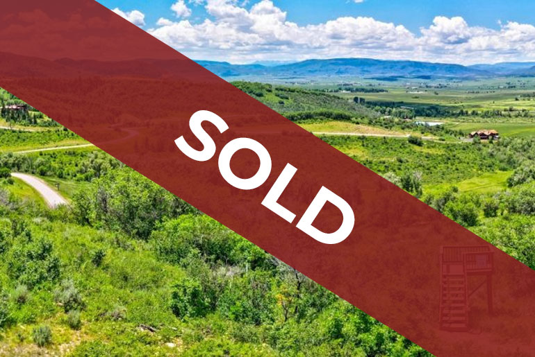 lot 10 sold - Alpine Mountain Ranch & Club Broker Toolkit