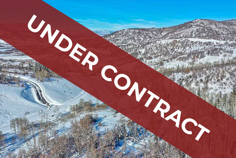 lot 24 under contract - Alpine Mountain Ranch & Club Broker Toolkit